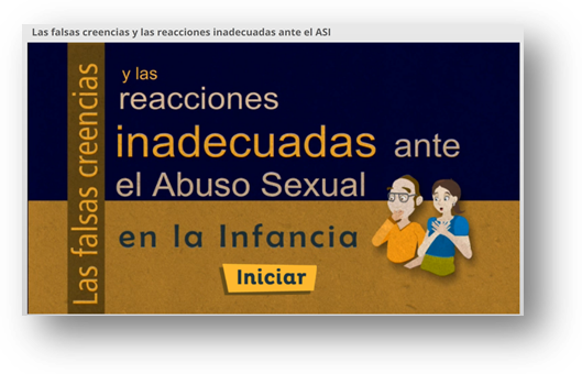 Las Falsas Creencias ante el Abuso Sexual Infantil